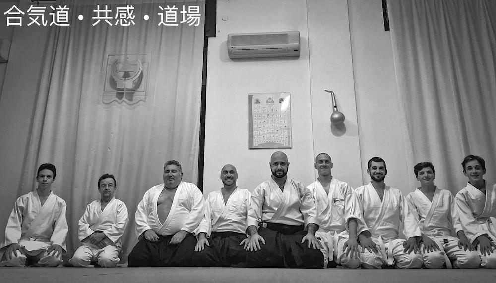 scuola di aikido salerno